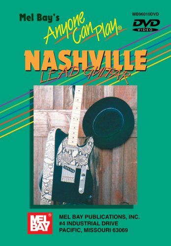ANYONE CAN PLAY NASHVILLE LEAD GUITAR REINO UNIDO DVD