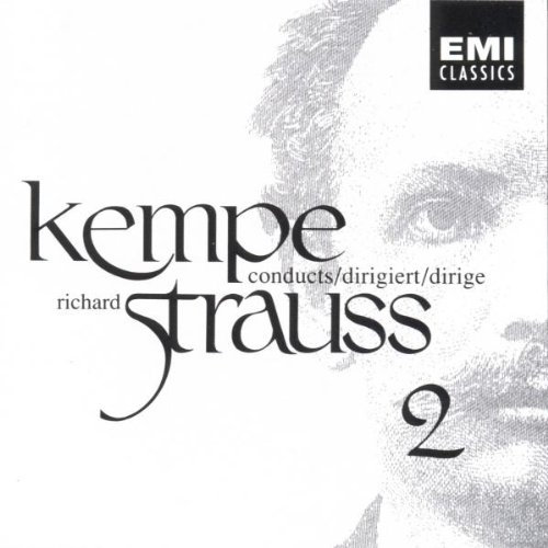 Rudolf Kempe dirige Richard Strauss - Oeuvres pour orchestre [Import anglais]