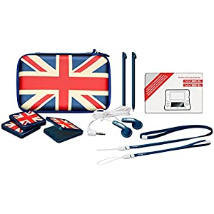 Nintendo New 2DS XL – Starter Pack Essential XL (UK-Design )