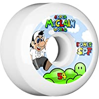 Bones Wheels Skateboard Wheels SPF McClain Super 84B P5 54mm Rollen