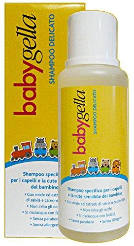 Babygella Shampoo Delicato Bimbo - 250 ml