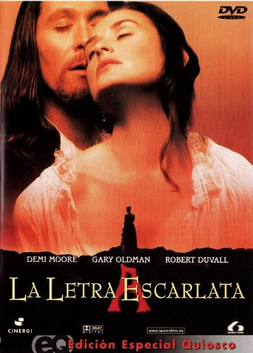 La Letra Escarlata (The Scarlet Letter) (1995) [Spanien Import]
