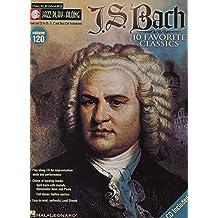 Jazz Play-Along Volume 120: J.S. Bach: Play-Along, CD für Instrument(e) in b