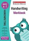 Handwriting Workbook (Reception-Year 2) (Scholastic English Skills)