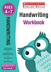 Handwriting Reception-Year 2 Workbook ( Scholastic English Skills)