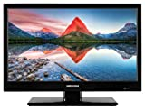 MEDION LIFE P12844 MD 21429 LED-Backlight 47 cm/ 18,5 HD Display, Triple Tuner, DVB-T2 HD, DVD-Player, USB, EPG, CI+, 1 HDMI-Eingang, EEK: A, schwarz