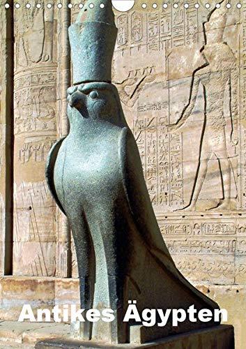 Antikes Ägypten (Wandkalender 2020 DIN A4 hoch)