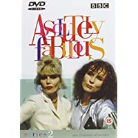 Absolutely Fabulous - Series 2 [Reino Unido] [DVD]