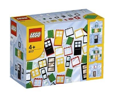 LEGO Bricks & More 6117 - Puertas y Ventanas de LEGO
