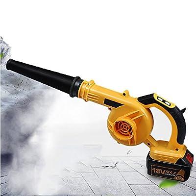 Laubsauger Staubsauger Lithium-Akku-Kehrmaschine Zum Reparieren Und Reinigen Von Computern Und Autos, Aufräumen Von Schnee Oder Laub