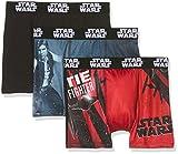 Star Wars Jungen Badehose Boxer packx3, 3er Pack, Mehrfarbig (Multicolor B3), 164 (Herstellergröße: 12/14)
