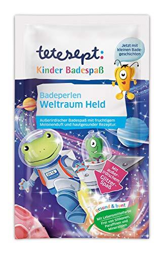 Tetesept bambini divertirsi bagno Perle spazio Held, confezione da (8X 63G)