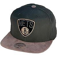 Mitchell   Ness - Cappello con Logo dei New York Brooklyn Nets 9a4925f723a2