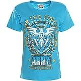 BEZLIT Jungen T-Shirt Bluse Kurzarm Shirts 21124 Blau Größe 164