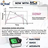 Dr. Trust Goldline Talking Automatic Digital Bp Monitor Machine(Includes Adapter, Carry Bag, Batteries)