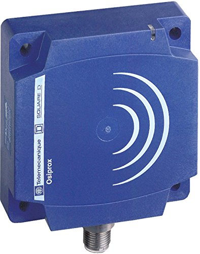 Schneider XS7D1A1PAM12 XS7-Induktiver Näherungsschalter, 80x80x26, PBT, Sn 40mm, 12-24 V DC, M12