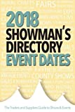 2018 Showman's Directory Event Dates: The Traders and Suppliers Guide to Shows & Events