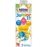 Nestlé Junior Crecimiento Original - A Partir de 1 Año -Pack de 6 x 1 L - Total: 6 L