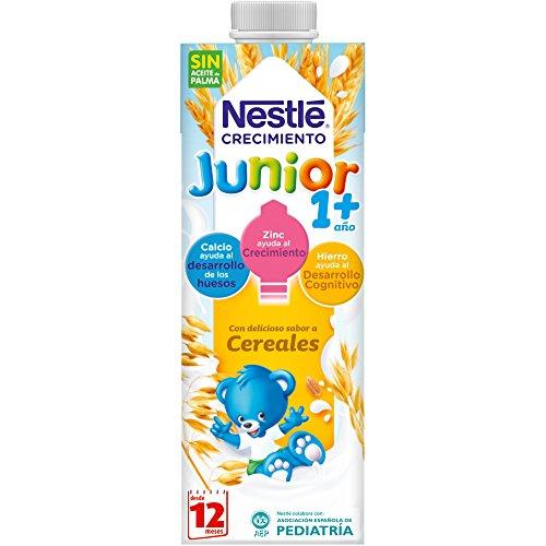 Nestlé Junior 1+ Cereales Leche niños partir 1 año