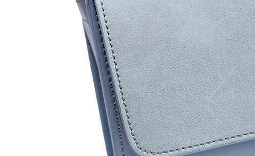 Borsa A Tracolla Del Sacchetto Del Messaggero La Borsa Di Modo Delle Borse Di Modo Del Sacchetto Rotondo Semplice Ed Elegante Grey