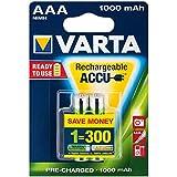 Varta Professional Accu - 5703 Akku Ni-MH Mikro (AAA) 1,2V 1000mA 2-BL