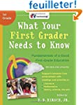 What Your First Grader Needs to Know...
