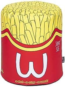 Pouf Woouf frites