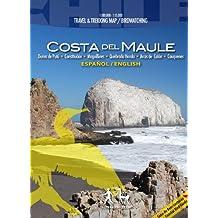 Costa del Maule - Wanderkarte