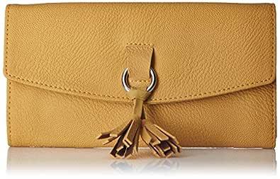 Baggit Women's Wallet (Mango)