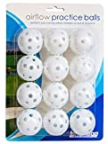 Longridge Airflow Balls White 12 Pack