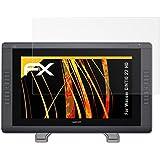2 x atFoliX Schutzfolie Wacom CINTIQ 22 HD Displayschutzfolie - FX-Antireflex blendfrei