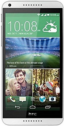 HTC Desire 816G Octa-core (White, 16GB)