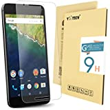 Nexus 6P Screen Protector,YOOTECH Nexus 6P Tempered Glass Screen Protector,0.2mm 9H Hardness Featuring Anti-Scratch,Lifetime Warranty