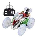 LSQR Jungen Geschenk Spielzeug 360 Tumbling Elektrische Gesteuerte RC Stunt Tanzen Auto Blinklicht Dasher Fahrzeug Kinder Fernbedienung Spielzeug