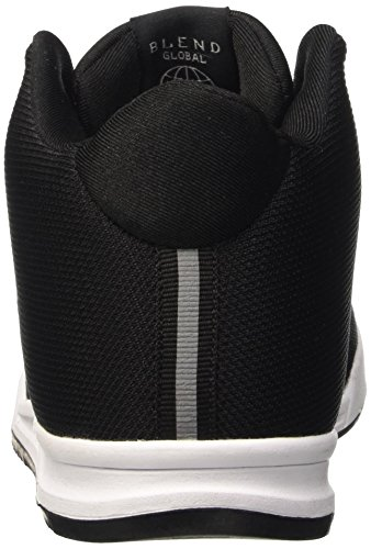 Blend 20700703, Baskets hautes homme Noir - Schwarz (70155 Black)