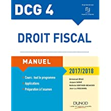 DCG 4 - Droit fiscal 2017/2018 - 11e éd. : Manuel
