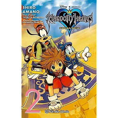 Kingdom Hearts. Final Mix - Número 02