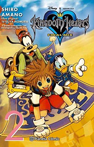 Kingdom Hearts Final mix n 02/03 (nueva edición) (Manga Shonen)