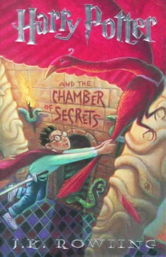 Harry Potter and the Chamber of Secrets (Thorndike Young Adult)