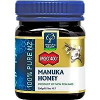 عسل مانوكا الفعال بأكسيد المغنسيوم 400+ (250 غرام)