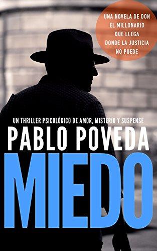 Miedo (Una novela de Don): Un thriller psicológico de amor, misterio y suspense (Suspenso romántico nº 2)