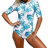 KPILP Sexy Femme Combinaison Costume de Surf Maillot de Bain Femme Printemps et été...