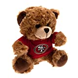 San Francisco 49ers Official American Football Gift T-Shirt Bear - A Great Christmas / Birthday Gift Idea For Men And Boys