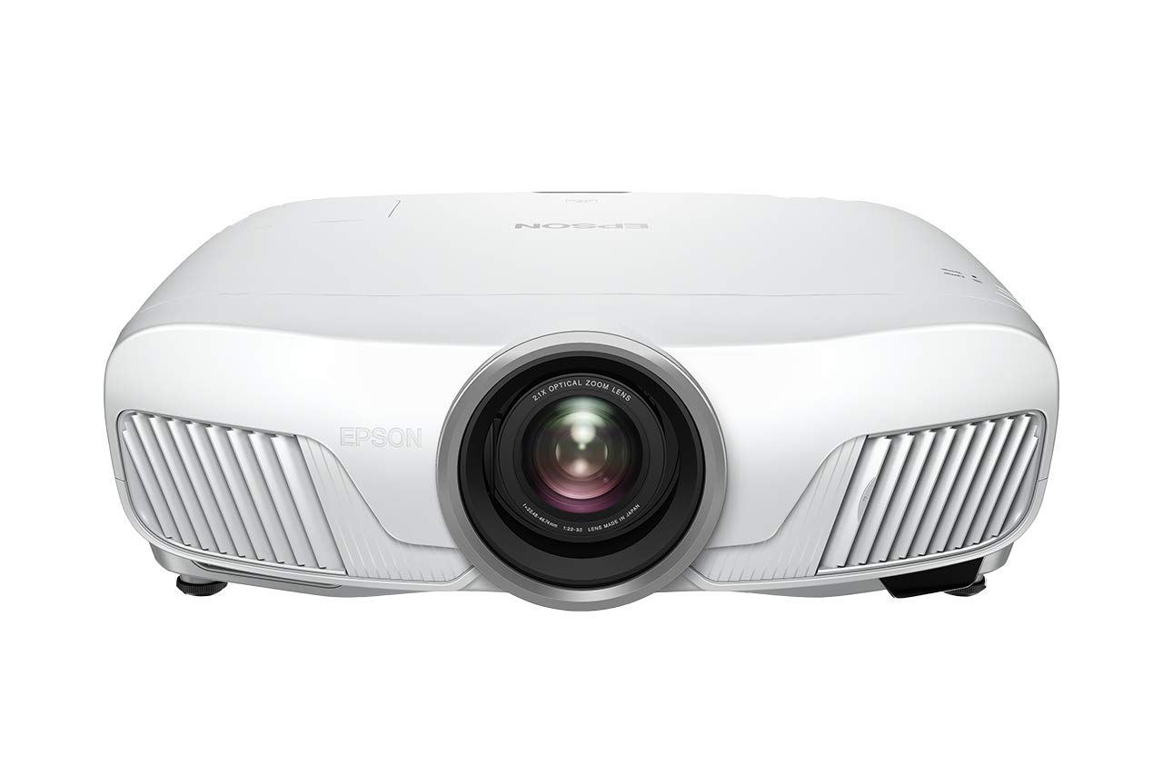 51 sXpKteeL - Epson EH-TW7400 3LCD, 4K Pro UHD Super Resolution, 2400 Lumens, 300 Inch Display, Motorised Optics, Home Cinema Projector - White