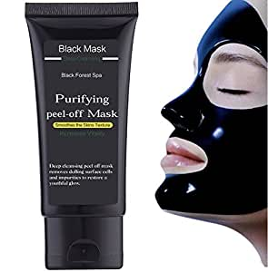 black forest spa black mask mitesser entferner blackhead killer schwarze maske peel off. Black Bedroom Furniture Sets. Home Design Ideas