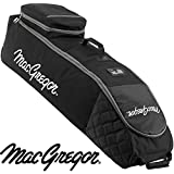 """""""40% OFF"""" MACGREGOR VIP DELUXE WHEELED PADDED GOLF BAG FLIGHT COVER TRAVEL COVER"""