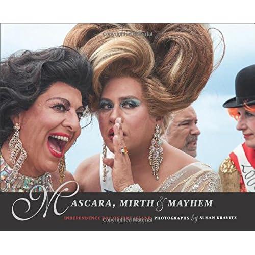Mascara, mirth and mayhem