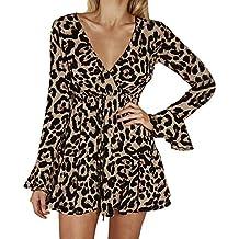 9727fd8f20ee Amazon.it  vestito leopardato