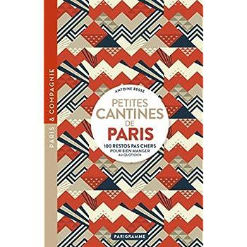 Petites cantines de Paris