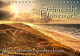 Sehnsucht Dänemark - Danmark (Tischkalender 2019 DIN A5 quer): Holmsland Klit und Westjütlands Nordseeküste (Monatskalender, 14 Seiten ) (CALVENDO Natur) -